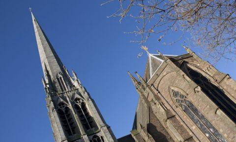 Biserica St. Walburge din Preston