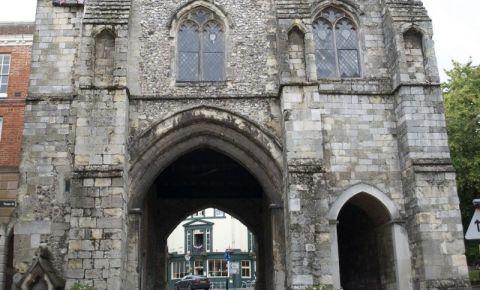 Poarta Westgate din Winchester
