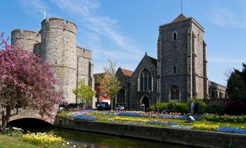 Muzeul Portii de Vest din Canterbury
