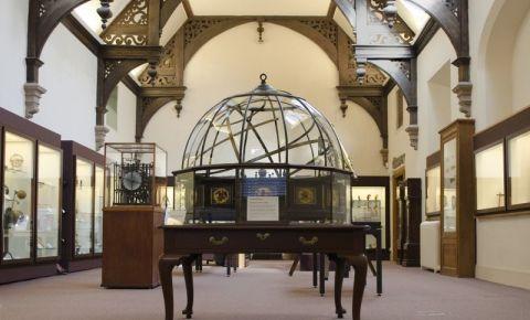 Muzeul de Istorie a Stiintei Whipple din Cambridge