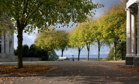 Parcul Williamson din Lancaster