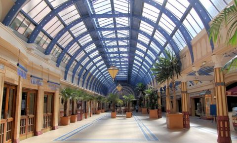Complexul Winter Gardens din Blackpool
