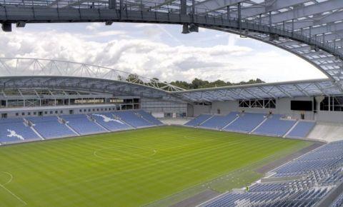 Stadionul Withdean din Brighton