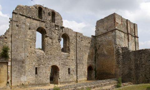 Castelul Wolvesey din Winchester