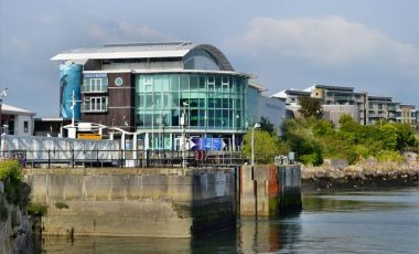 Aquarium-ul National din Plymouth