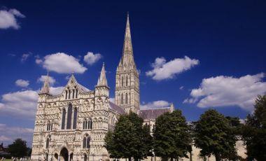 Catedrala orasului Salisbury