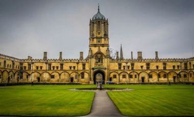 Colegiul Christ Church din Oxford