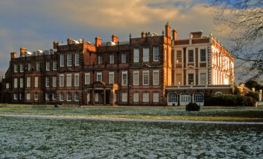 Croxteth Hall din Liverpool