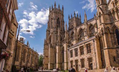 Catedrala si Biserica Metropolitana Sf. Petru din York