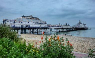 Pontonul Pier din Eastbourne