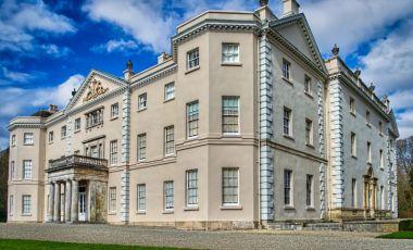 Palatul Saltram din Plymouth