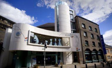 Galeria Seven Stories din Newcastle