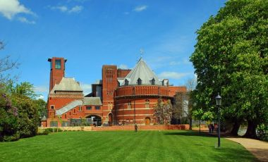 Teatrul Regal Shakespeare din Stratford-upon-Avon