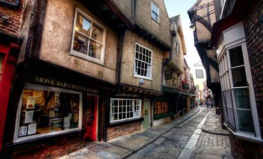 Strada Shambles din York