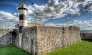Castelul Southsea din Portsmouth