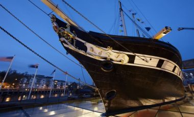 Nava SS Great Britain din Bristol