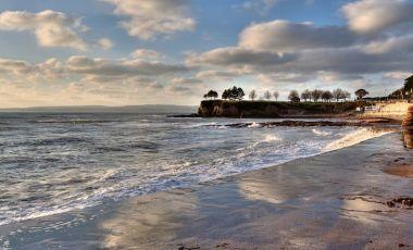 Plaja Torre Abbey din Torquay