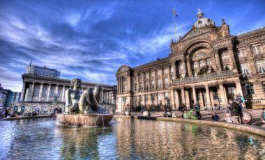 Piata Victoria din Birmingham