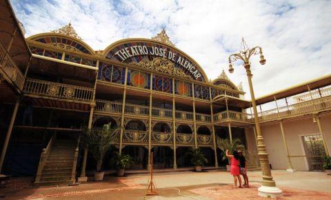 Teatrul Jose de Alencar din Fortaleza