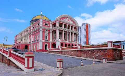 Teatrul Amazonian din Manaus