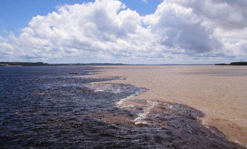 Intalnirea Apelor din Manaus