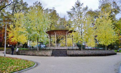 Parcul Reginei Astrid din Charleroi