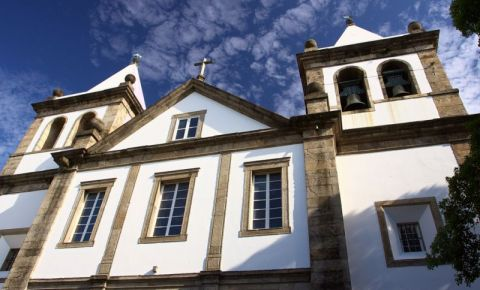 Manastirea Sao Bento din Rio de Janeiro