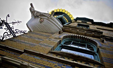 Cladirea Barca din Anvers