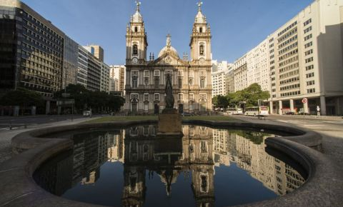 Biserica Maicii Domnului din Rio de Janeiro