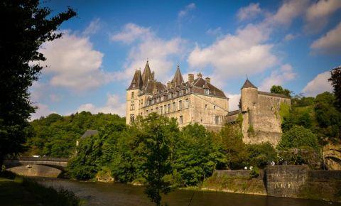 Castelul Medieval din Durbuy