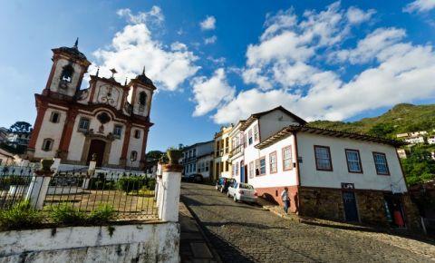Biserica Maicii Domnului din Ouro Preto