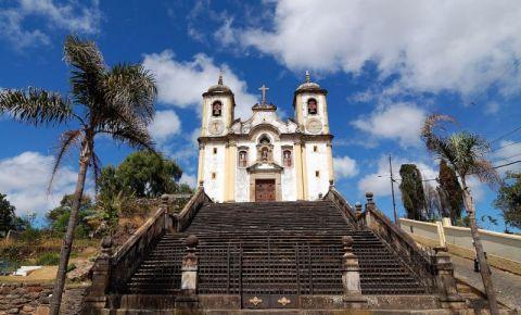 Biserica Efigenia din Ouro Preto