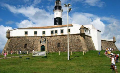 Fortul Sfantului Anton din Salvador