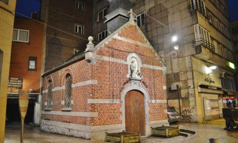 Capela Sfantul Fiacre din Charleroi