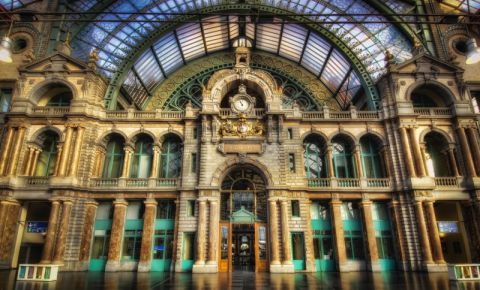 Gara Centrala din Anvers