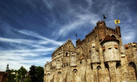 Castelul Gravensteen din Gent