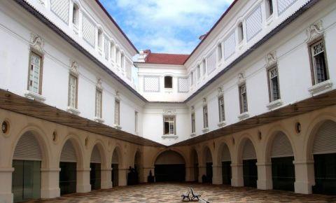 Muzeul National de Istorie din Rio de Janeiro
