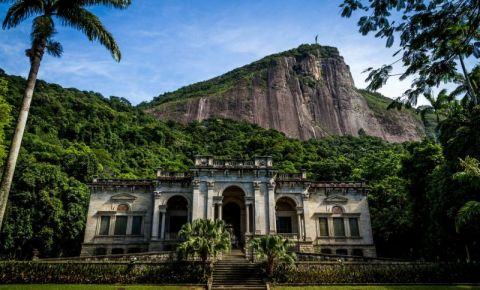 Parcul Lage din Rio de Janeiro