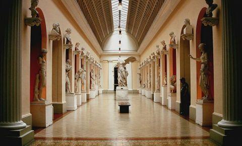 Muzeul National de Arte Frumoase din Rio de Janeiro