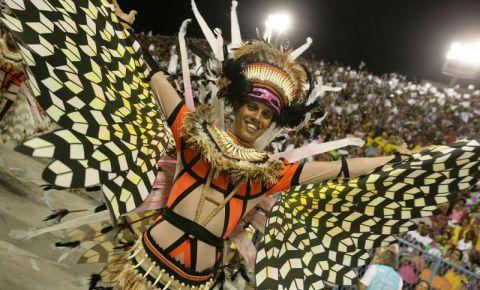 Muzeul Carnavalului din Rio de Janeiro