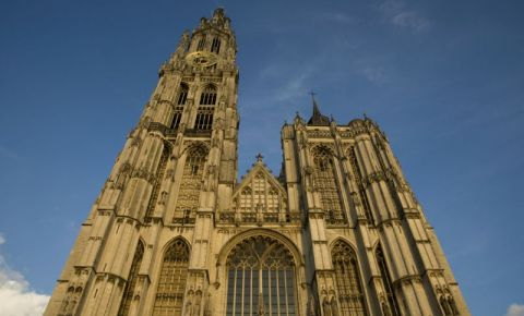 Catedrala Notre Dame din Anvers