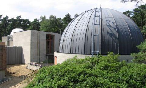 Planetariul si Observatorul din Genk