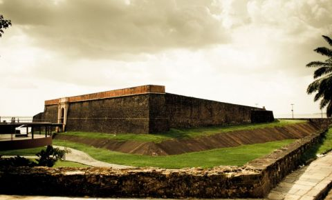 Fortareata Presepio din Belem