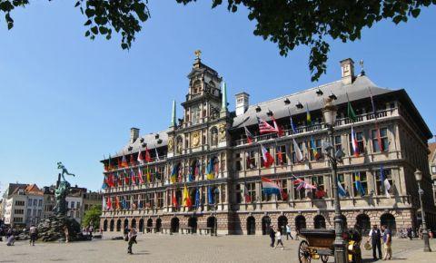 Primaria orasului Anvers