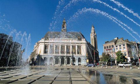 Primaria din Charleroi