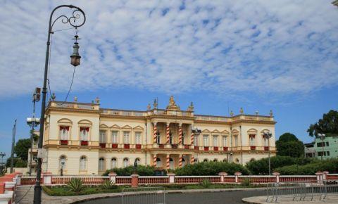 Palatul Rio Negro din Manaus