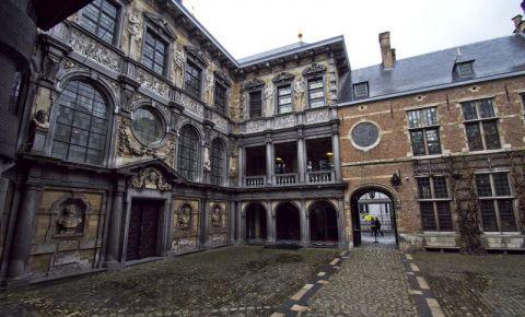 Casa Memoriala a lui Rubens din Anvers