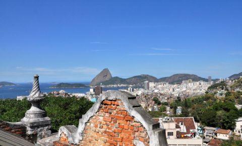 Parcul Ruinelor din Rio de Janeiro
