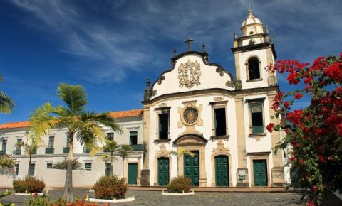 Manastirea Sf Benedict din Olinda