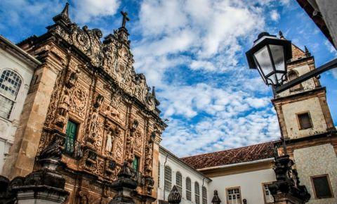 Manastirea Sf Francisc din Salvador